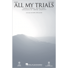 All My Trials (SATB)