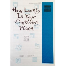 How Lovely is Your Dwelling Place (license)