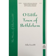 O Little Town of Bethlehem (license)