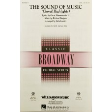 The Sound of Music (Choral Highlights for SSA Choir)