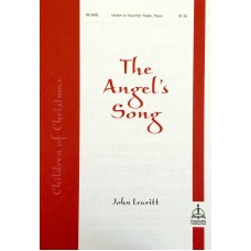 The Angel's Song: Unison/2-part (license)